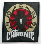 Chthonic - 'Battlefields of Asura' Woven Patch